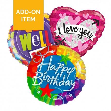 Birthday Balloon
